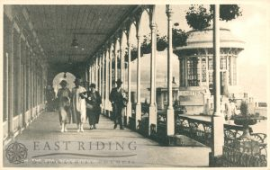 Spa Promenade, Scarborough 1920