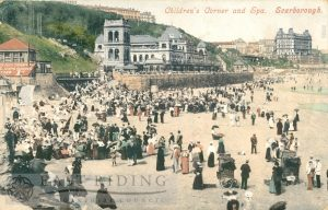 Children's Corner and Spa, Scarborough 1905