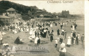 Children's Corner and Spa, Scarborough 1907