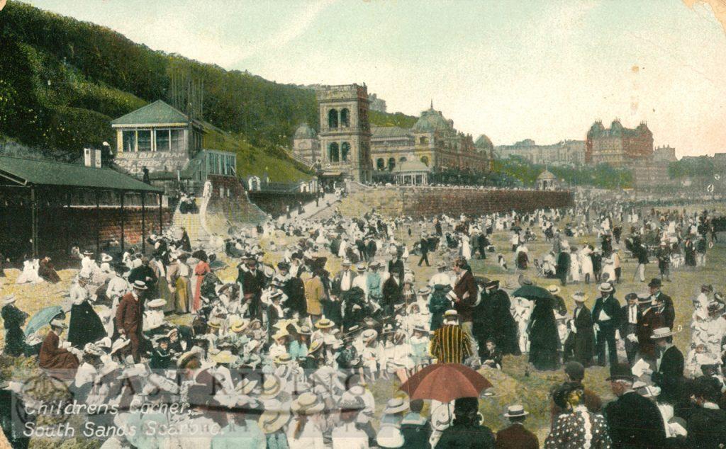 Children's Corner and Spa, Scarborough 1907