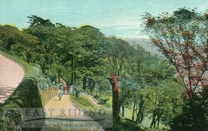 Ramsdale Valley gardens, Scarborough 1910