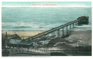 North Promenade Pier, Scarborough 1904