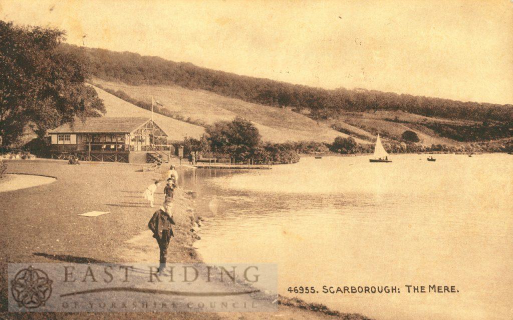 The Mere, Scarborough 1910