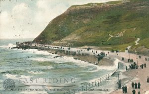 Marine Drive, north entrance, Scarborough 1919