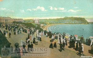 Esplanade from south west, Scarborough 1907