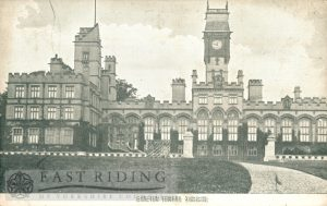Carlton Towers, Snaith 1900s